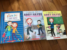 Set of 3 The Amazing Days of Abby Hayes books, Books & Stationery,  Children's Books on Carousell