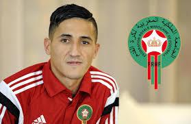 Fayçal Fajr : « heureux de jouer pour mon pays le Maroc » | الموقع الرسمي  للجامعة الملكية المغربية لكرة القدم