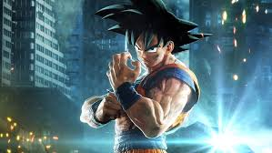 hd wallpaper goku jump force games