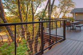 Aluminum Cable Railing Systems San Diego Cable Railings