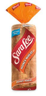 honey wheat bread sara lee bread