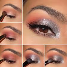 new eyes makeup step by step saubhaya
