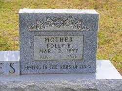 Polly Butler Dukes (1877-1966) - Find A Grave Memorial