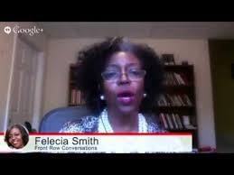 "Allyson Felecia Smith ""Speaks her mind and her heart"" on Front Row  Conversations Part 1 of 4 - YouTube"