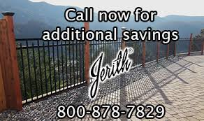 Jerith Aluminum Fence I Discounts And Special Sales On Jerith Fencing Supplies