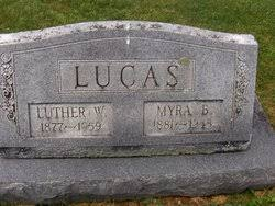 Myra Bell Delk Lucas (1881-1948) - Find A Grave Memorial