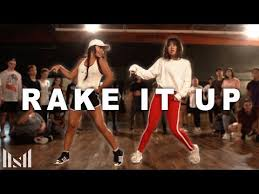 rake it up yo gotti ft nicki minaj