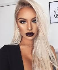 makeup ideas for black dresses sheideas