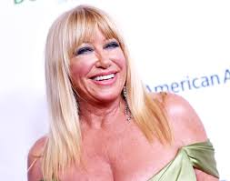 suzanne somers shares photo on