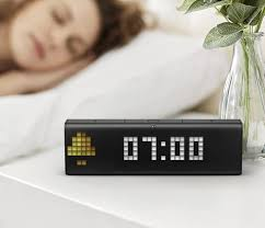 connected clock for a smart home