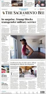 newspaper the sacramento bee usa