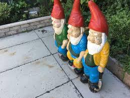 garden gnome in oldham manchester