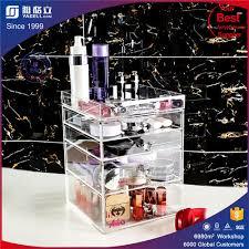 fashion 1set makeup acrylic organizer