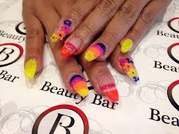 showcase beauty bar nail art beauty