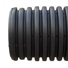 corrugated n 12 slotted perforated pipe