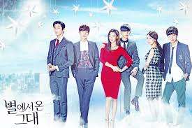salind ulin quotes drama korea you who came from the star