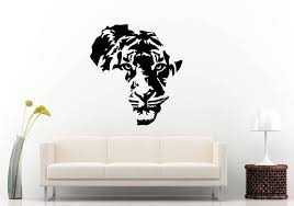 African Continent Africa Tiger Jungle Predator Cat Family Etsy