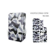 Voopoo Drag 157w Skin Wraps Sticker Cases Cover For Drag 157 W Tc Box Mod Vape Protective Film Stickers With Fashion 14pattern Dhl Manual Transformer Winding Machine Rope Winding Machine From Alexstore
