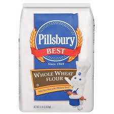 best whole wheat flour pillsbury