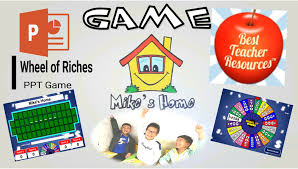 Mike's Home - Another PPT game to review the vocabulary... | Facebook