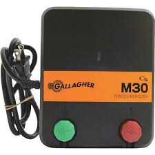 Fencing Gallagher Electric Fence Charger
