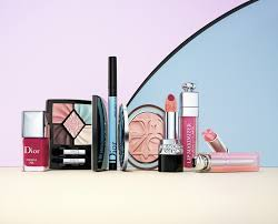 dior spring 2019 makeup collection