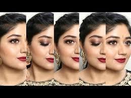 indian bridal makeup tutorial by