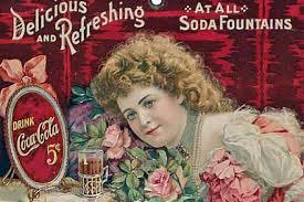 "Hilda Clark: Y ""Face"" Cyntaf o Coca-Cola"