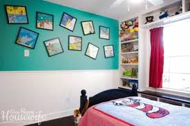 Whimsical Dr Seuss Bedroom Decor One Happy Housewife