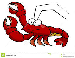 Animated Lobster