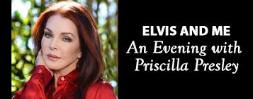 Elvis and Me: An Evening with Priscilla Presley - January 10, 2019 (Sunset  Center, Carmel-by-the-Sea, California - The Central Coast's Premier  Performing Arts Organization)