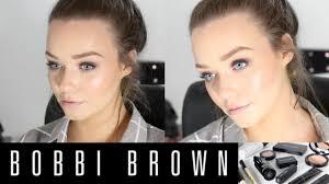 bobbi brown makeup tutorial talk