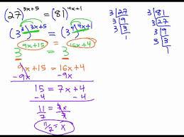 5 12 16 logarithm equation practice 7 4