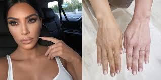 kim kardashian dragged for using makeup