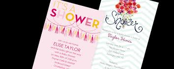 bridal shower invitations couples