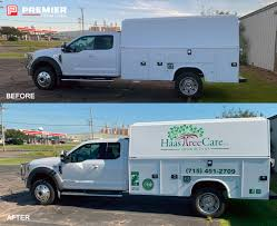 Central Wisconsin Custom Vehicle Stickers And Fleet Decals Premier Printing