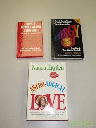 Naura Hayden Collection of Books   Salvex