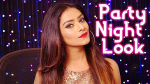 party night look learn how to get
