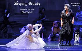 Sleeping Beauty. Prologue