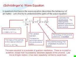 quantum wave equation quantum computing