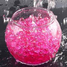 45000 pieces vase filler water beads