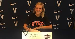 UTEP Volleyball Coach Watts Announces the Addition of Abby Adams ...