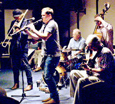 Featuring the Adrian Cox Quartet at Botany Bay