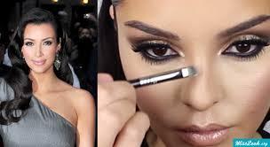 kim kardashian eye makeup you