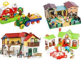 10 Of The Best Toy Farms Madeformums