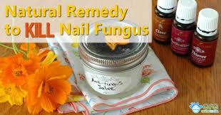 natural remedy to kill nail fungus