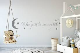 Wall Decor Design Diy I Love You To The Moon And Back Metal Art Ideas Lazada Paintings Vamosrayos