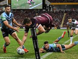 2020 State of Origin Game I Adelaide ...