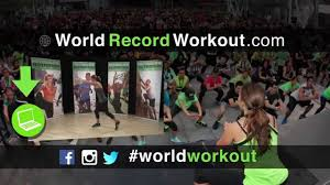 herbalife world record workout day