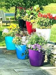 ceramic flower pots johnsondecor co